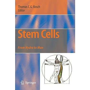 Stem Cells From Hydra To Man, New Book (9789048178285)