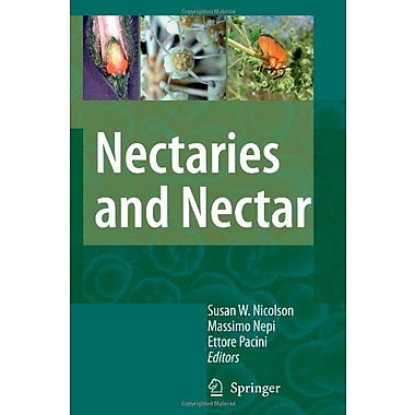 Nectaries And Nectar, New Book (9789048174812)
