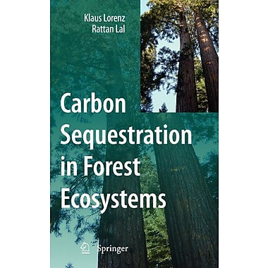 Carbon Sequestration In Forest Ecosystems, New Book (9789048132652)