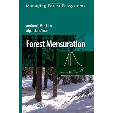 Forest Mensuration Managing Forest Ecosystems, New Book (9789048174973)