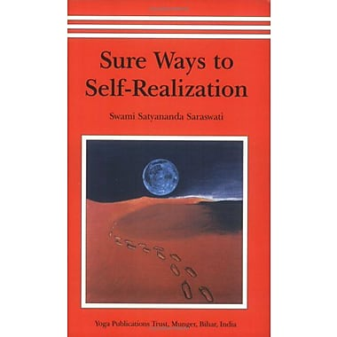 Sure Ways To Self-Realization, New Book (9788185787411)
