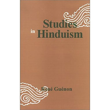 Studies In Hinduism, New Book (9788121510202)