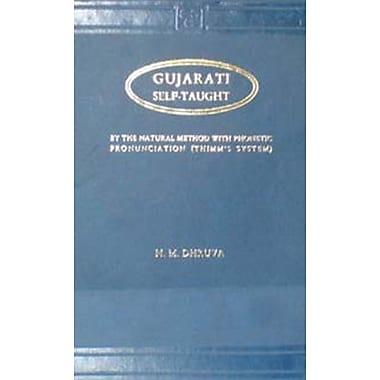 Gujrati Self Taught, New Book (9788120614222)