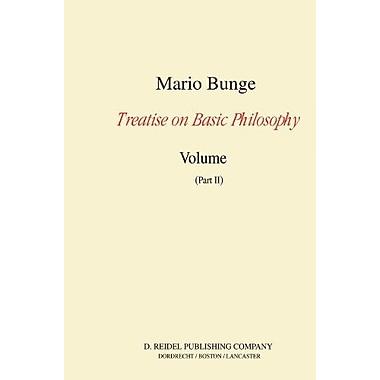 Treatise On Basic Philosophy Volume 7 Epistemology And Methodology Iii Philosophy Of Science And Techn, New Book (9789027719140)