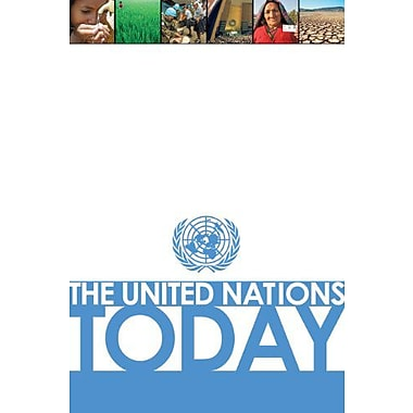 United Nations Today Basic Facts About The United Nations, New Book (9789211011609)