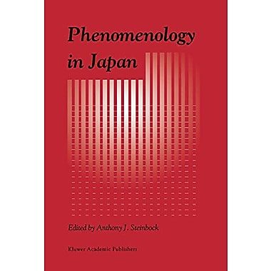 Phenomenology In Japan, New Book (9789048151189)