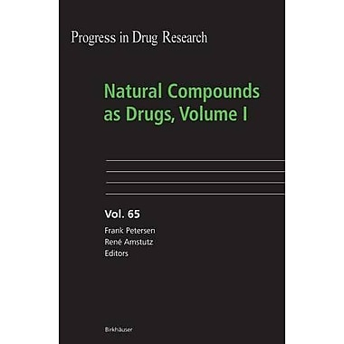 Natural Compounds As Drugs Volume I Progress In Drug Research, New Book (9783764380984)