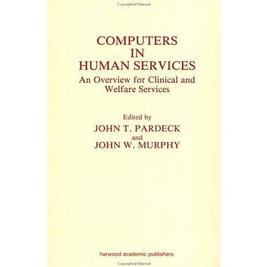 Computers In Human Services, New Book (9783718650095)