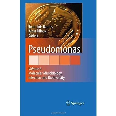 Pseudomonas Volume 6 Molecular Microbiology Infection And Biodiversity, New Book (9789048139088)