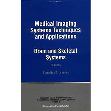 Brain And Skeletal Systems Gordon And Breach International Series In Engineering Techn, New Book (9789056995416)