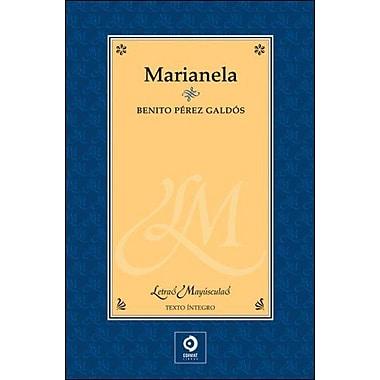 Marianela Letras Mayusculas, New Book (9788497649216)