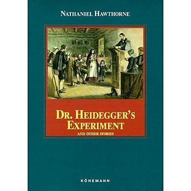 Dr Heideggers Experiment And Other Stories, New Book (9783829031004)