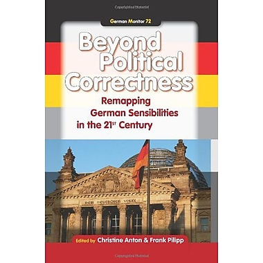 Beyond Political Correctness German Monitor, New Book (9789042031975)