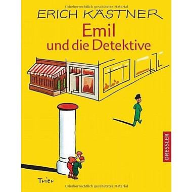 Emil Und Die Detektive German Edition, New Book (9783791530123)
