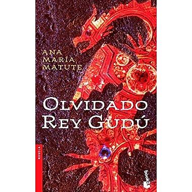 Olvidado Rey Gudu Spanish Edition, New Book (9788423338061)