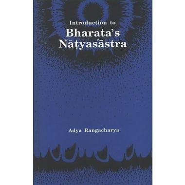 Introduction To Bharats Natyasastra, New Book (9788121508292)