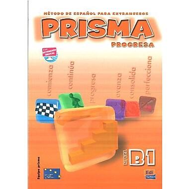 Prisma Progresa Nivel B1 Prisma Progress Level B1 Metodo De Espanol Para Extranjeros Spanish Edition, New Book (9788495986160)