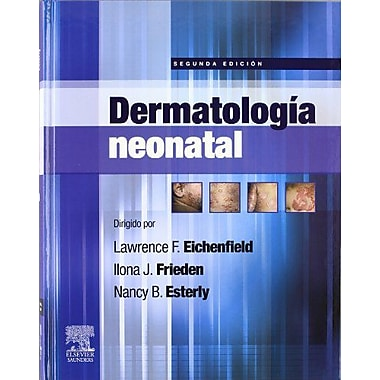 Dermatologiacutea Neonatal 2E Spanish Edition, New Book (9788480863902)
