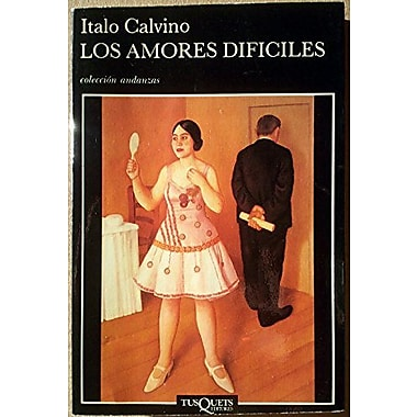 Los Amores Dificiles Spanish Edition, New Book (9788472231092)