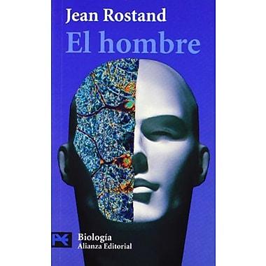 El Hombre Man El Libro De Bolsillo Spanish Edition, New Book (9788420677323)