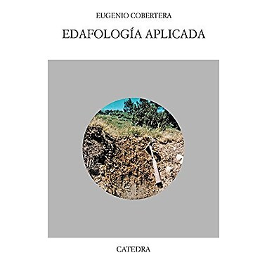 Edafologia Aplicada Edaphology Applied Spanish Edition, New Book (9788437611082)