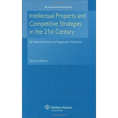 Intellectual Property Amp Competitive Strategies In The 21St Century 2Nd Edition, Used Book (9789041126443)