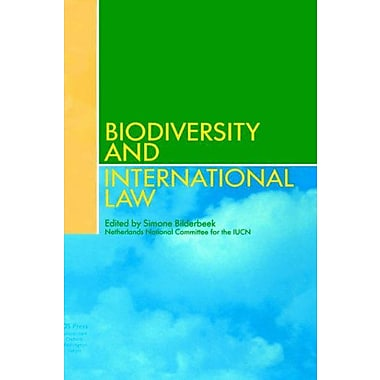 Biodiversity And International Law, Used Book (9789051990676)