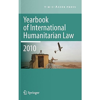 Yearbook Of International Humanitarian Law - 2010, New Book (9789067048101)