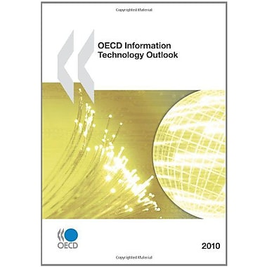 Oecd Information Technology Outlook 2010, New Book (9789264084667)