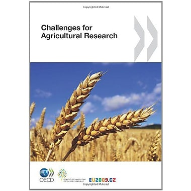 Challenges For Agricultural Research, New Book (9789264090095)