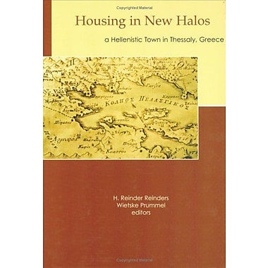 Housing In New Halos, New Book (9789058095404)