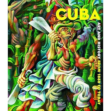 Cuba Art And History From 1868 To Today, New Book (9783791340197)