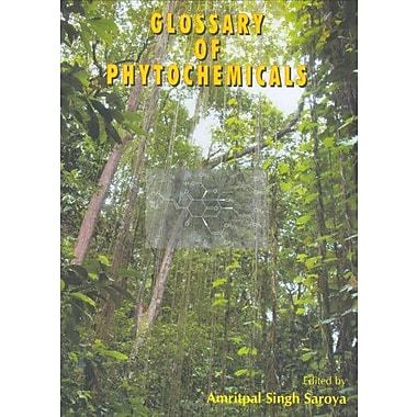 Glossary Of Phytochemicals, New Book (9788190078870)