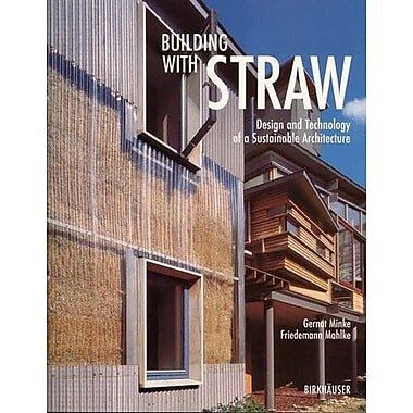 Building With Straw, New Book (9783764371715)