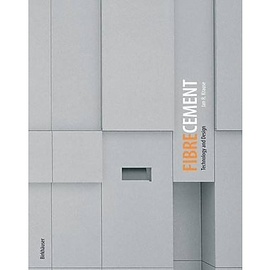 Fibre Cement, New Book (9783764375911)