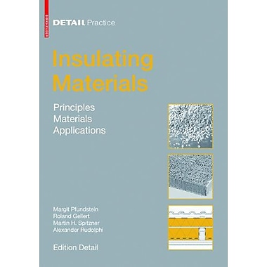 Insulating Materials Detail Practice, New Book (9783764386542)
