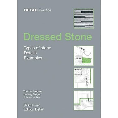 Dressed Stone Detail Practice, New Book (9783764372736)