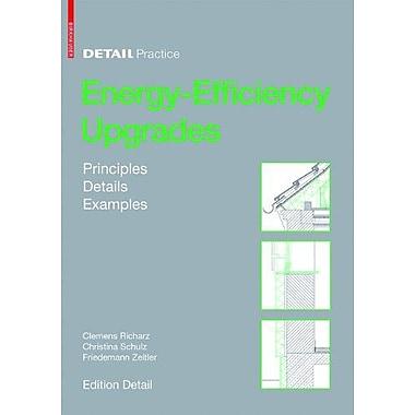 Energy-Efficiency Upgrades Detail Practice, New Book (9783764381219)