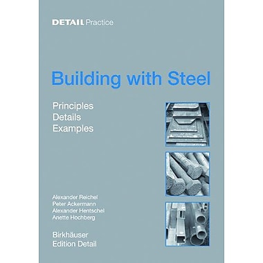 Building With Steel Detail Practice, New Book (9783764383862)