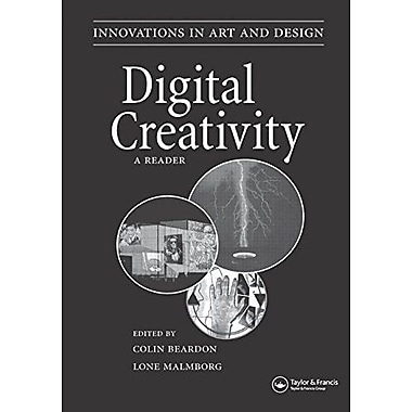 Digital Creativity A Reader Innovations In Art And Design, New Book (9789026519390)