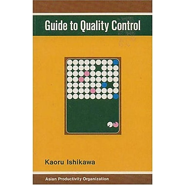 Guide To Quality Control, New Book (9789283310365)