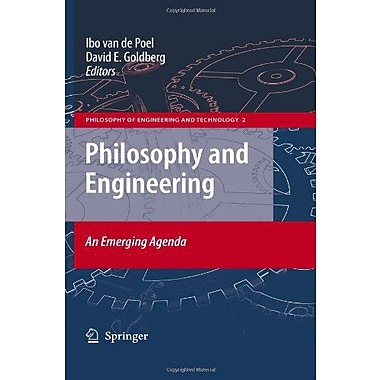 Philosophy And Engineering An Emerging Agenda Philosophy Of Engineering And Technology, New Book (9789048128037)