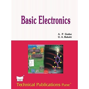 Basic Electronics, New Book (9788184312829)