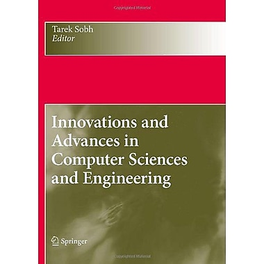Innovations And Advances In Computer Sciences And Engineering, New Book (9789048136575)