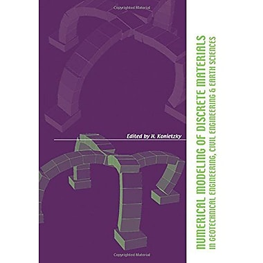 Numerical Modelling Of Discrete Materials In Geotechnical Engineering Civil Engineering And Earth Scie, New Book (9789058096357)