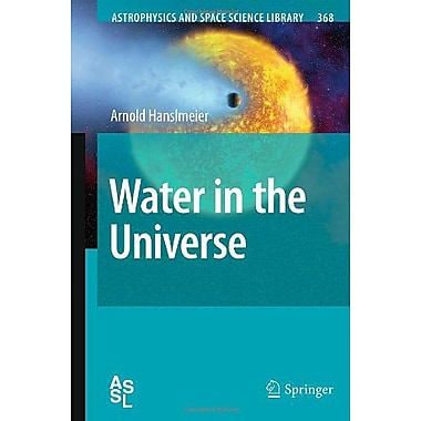 Water In The Universe Astrophysics And Space Science Library, New Book (9789048199839)