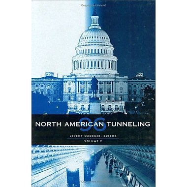 North American Tunneling 96 V1, New Book (9789054108030)