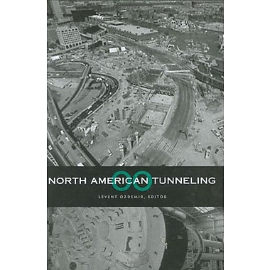 North American Tunneling 2000 Wcd Rom, New Book (9789058091628)
