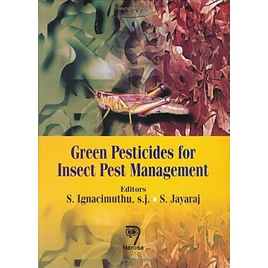 Green Pesticides For Insect Pest Management, New Book (9788173196867)
