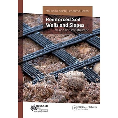 Reinforced Soil Walls And Slopes Design And Construction, New Book (9788579750014)